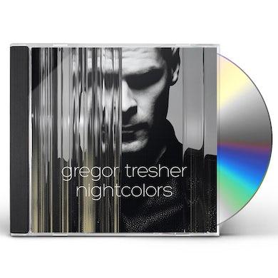 Gregor Tresher NIGHTCOLORS CD