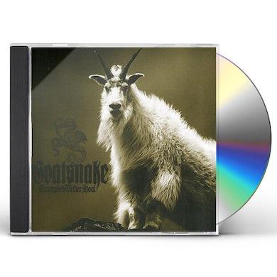 Goatsnake TRAMPLED UNDER ROOF CD