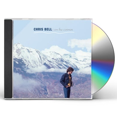 Chris Bell I AM THE COSMOS CD