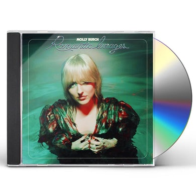 Molly Burch Romantic Images CD