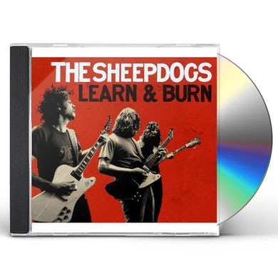 The Sheepdogs LEARN & BURN CD