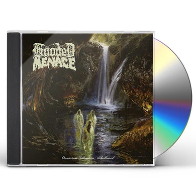 Hooded Menace OSSUARIUM SILHOUETTES UNHALLOWED CD