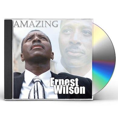 Ernest Wilson AMAZING CD