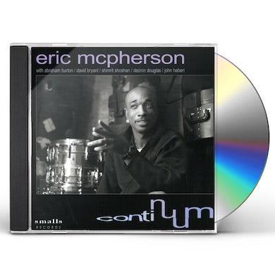 Eric McPherson CONTINUUM CD