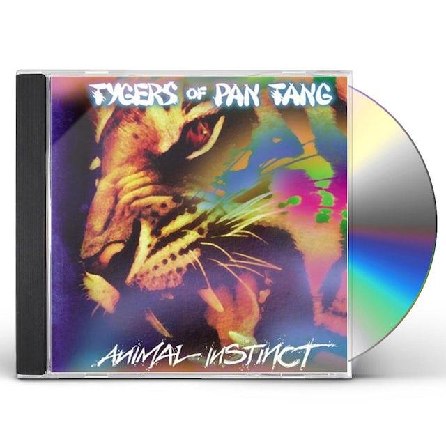Tygers Of Pan Tang ANIMAL INSTINCT CD