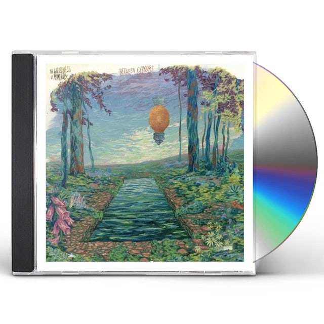 Wilderness Of Manitoba BETWEEN COLOURS CD