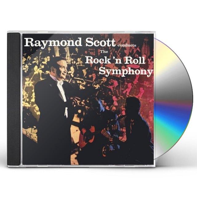 Raymond Scott ROCK N ROLL SYMPHONY CD