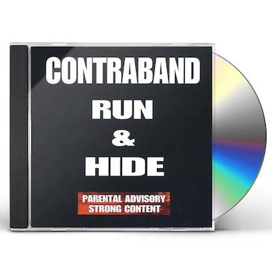 Contraband RUN & HIDE CD
