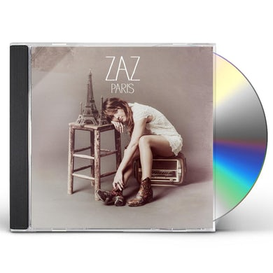 Zaz PARIS CD