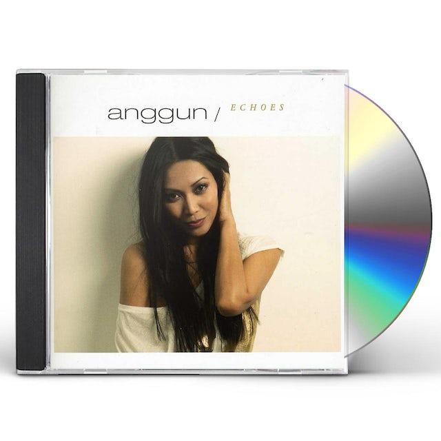 Anggun ECHOES: INTERNATIONAL EDITION CD