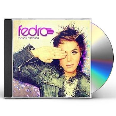 Fedro BESOS EXCESOS CD