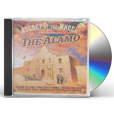 Asleep At The Wheel REMEMBERS THE ALAMO CD