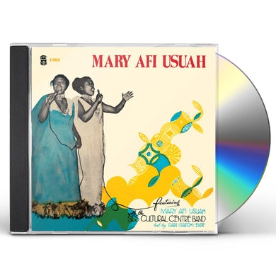 Mary Afi Usuah EKPENYONG ABASI CD
