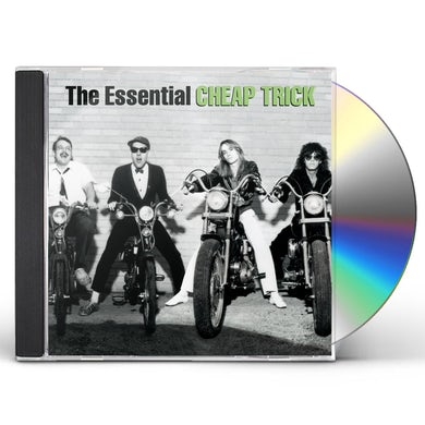 ESSENTIAL CHEAP TRICK CD