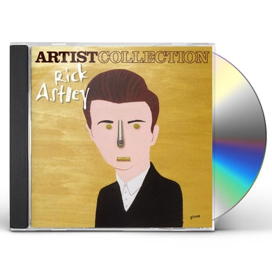 ARTIST COLLECTION: RICK ASTLEY CD