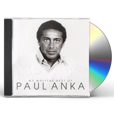 Paul Anka MY WAY: THE BEST OF CD