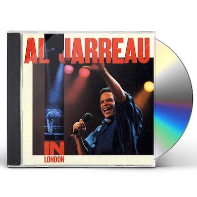 Al Jarreau LIVE IN LONDON: THE DELUXE EDITION CD