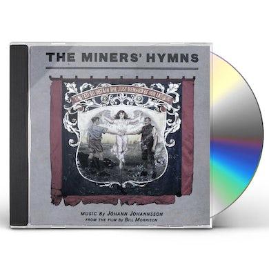 Johann Johannsson MINERS HYMNS CD