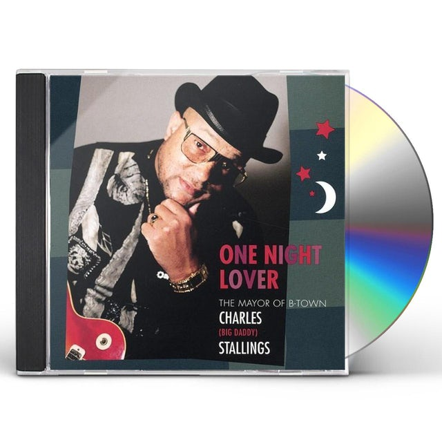 Charles ONE NIGHT LOVER CD