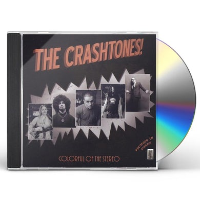 Crashtones COLORFUL OF THE STEREO CD