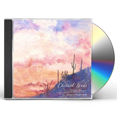 Dan Starr DISTANT LANDS CD