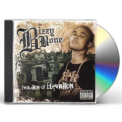 Bizzy Bone EVOLUTION OF ELEVATION CD