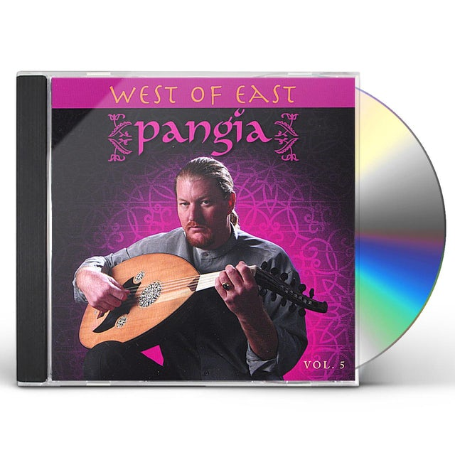 Pangia WEST OF EAST 5 CD