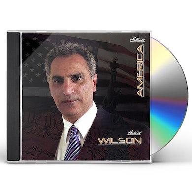 Wilson AMERICA CD