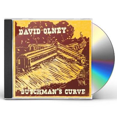 David Olney DUTCHMAN'S CURVE CD
