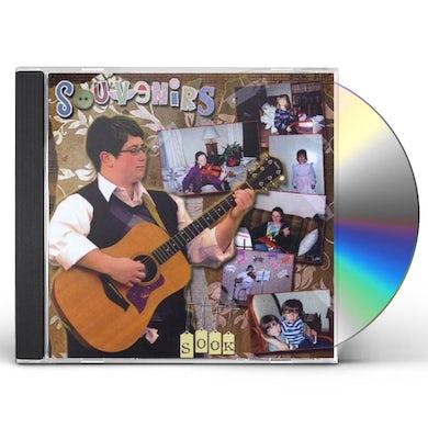 Sook SOUVENIRS CD
