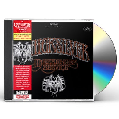 Quicksilver Messenger Service CD