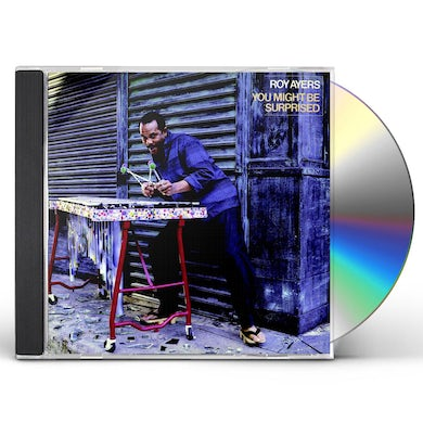 Roy Ayers YOU MIGHT BE SURPRISED (BONUS TRACKS EDITION) CD