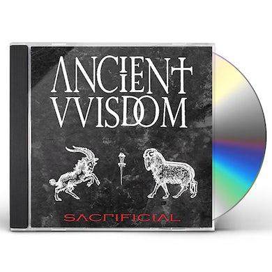 Ancient Wisdom SACRIFICIAL CD