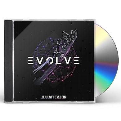 Julian Calor EVOLVE CD
