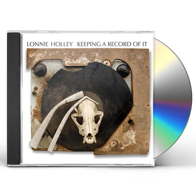 Lonnie Holley KEEPING A RECORD OF IT CD