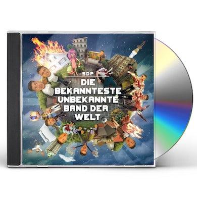 SDP DIE BEKANNTESTE UNBEKANNTE BAND DER WELT CD