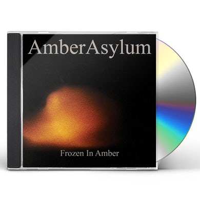 Amber Asylum FROZEN IN AMBER CD