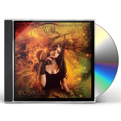 Corvus FRAGILE MOMENTS CD