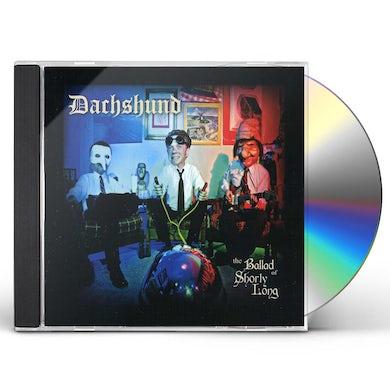 BALLAD OF SHORTY LONG CD