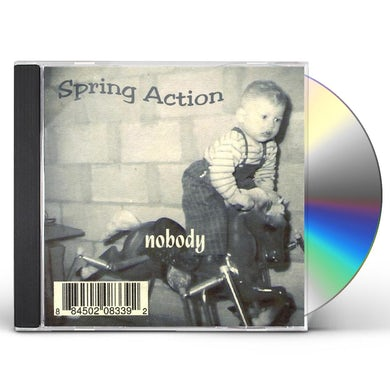 Nobody SPRING ACTION CD