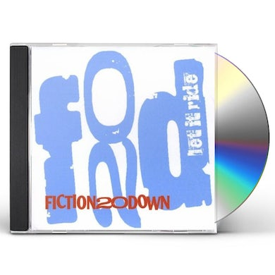 Fiction 20 Down LET IT RIDE CD