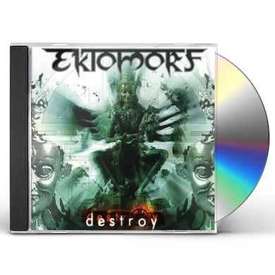 Ektomorf DESTROY CD
