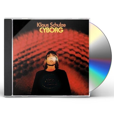 Klaus Schulze CYBORG CD