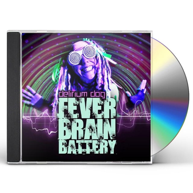 Delirium Dog FEVER BRAIN BATTERY CD