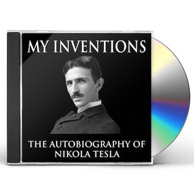 Jason McCoy MY INVENTIONS: AUTOBIOGRAPHY OF NIKOLA TESLA CD