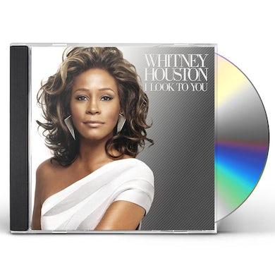 Whitney Houston I LOOK TO YOU CD