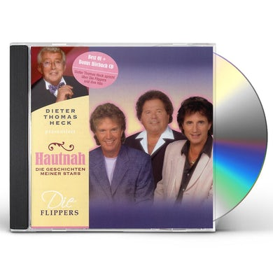 Die Flippers HAUTNAH DIE GESCHICHTEN MEINER STARS CD