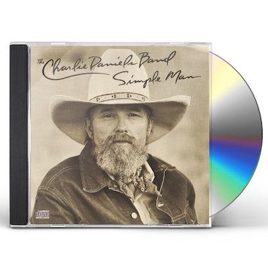 Charlie Daniels SIMPLE MAN CD