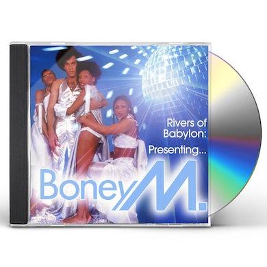 Boney M RIVERS OF BABYLON CD