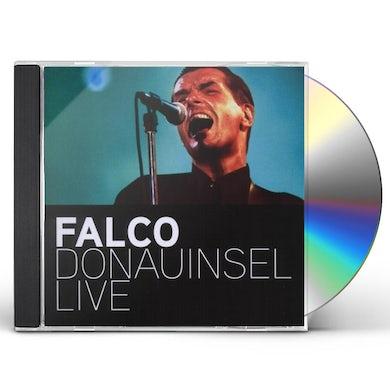 Falco DONAUINSEL LIVE CD